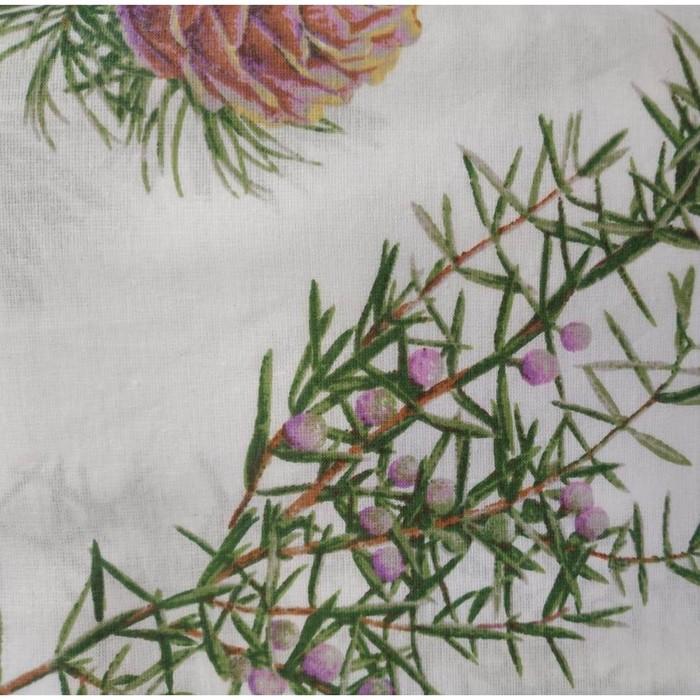 Постельное бельё 2сп Pastel «Таежная романтика», 175х217, 180х220, 70х70 - 2 шт