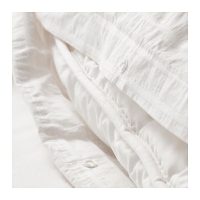 КПБ ОФЕЛИА ВАСС, размер 150х200 см, 50х70 см-1 шт., цвет белый