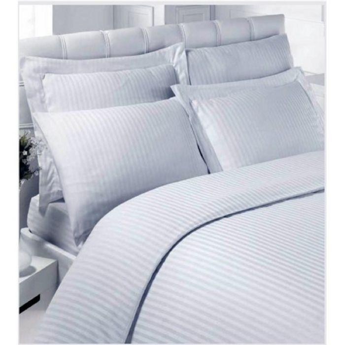 Постельное бельё KARNA гостиничное 2 сп., размер 220х240, 200x220, 50х70-2 шт., сатин 120 г/м²