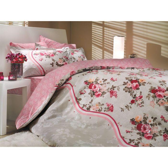 КПБ Susana 1,5 сп, размер 160х220, 160х240, 50х70, 70х70 по 1 шт, цвет розовый, поплин