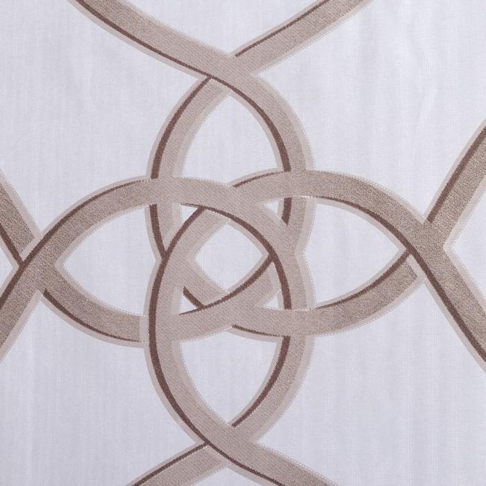 Постельное бельё Этель 1,5 сп. «Престиж» цвет молочный 150×210см, 150×210см, 50×70 ± 3см-2 шт, новосатин