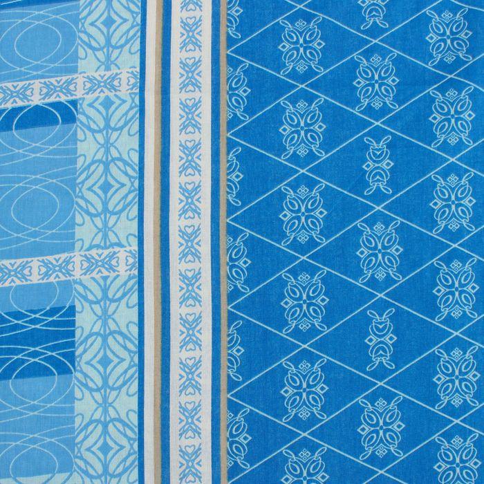 Постельное бельё 1,5 сп, Samy «Аккорд-2», 147х215 см, 150х215 см, 70х70 см — 2 шт