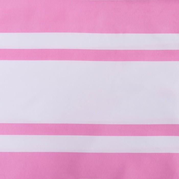 """Постельное бельё """"Этель"""" 1,5 сп. Дерби (розовый) 150х210 см, 150х210 см, 50х70 ± 3 см - 2 шт., новосатин"""