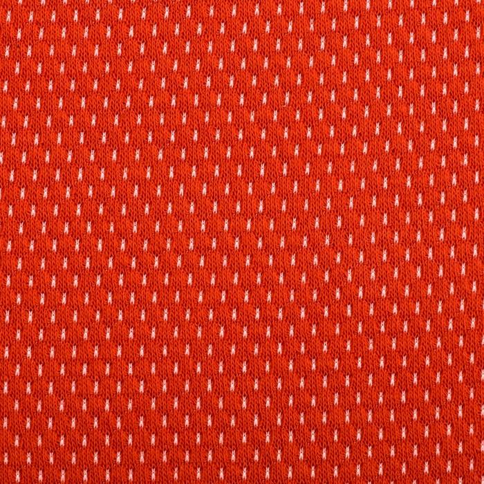 Постельное бельё Лакоста евро оранжевый 200х220см, 200х200см, 50х70см-2 шт, трикотаж, хл 100%