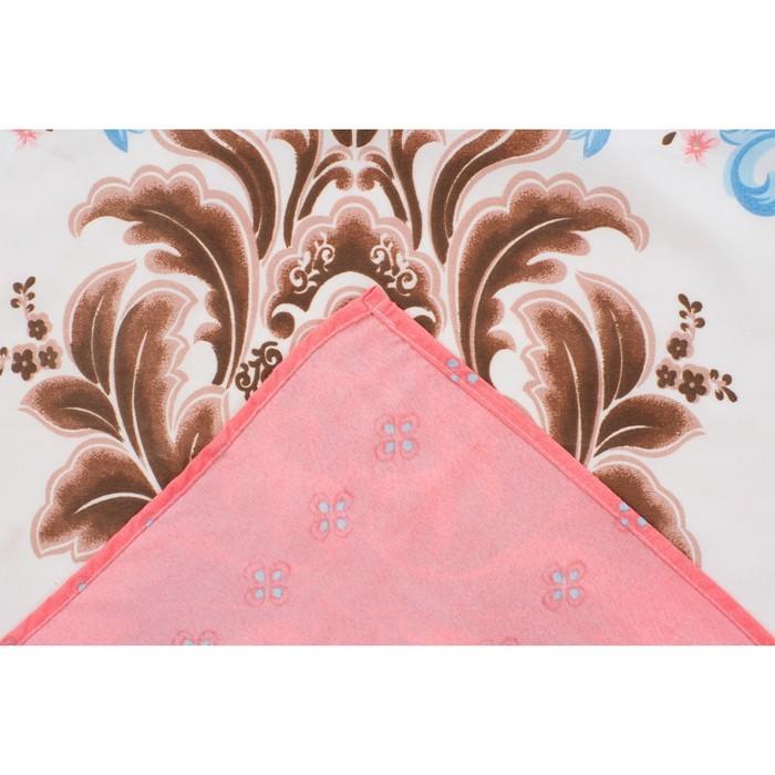 Постельное бельё Евро Merry, 200х215см, 215х215см, 70х70см 2 шт, полисатин, 75 г/м², пэ100%