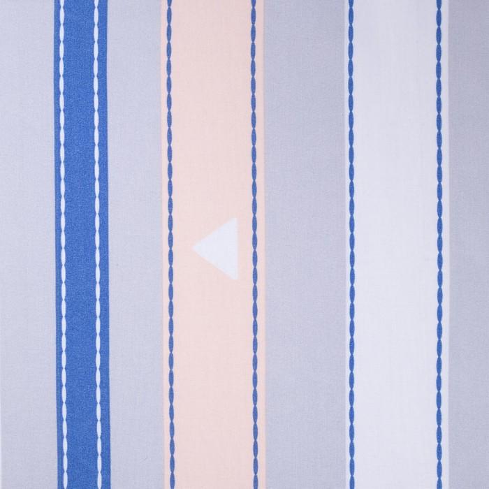 Постельное бельё Экономь и Я евро «Весна» 200×220 см, 220×240 см, 50×70 ± 3 см - 2 шт, микрофайбер
