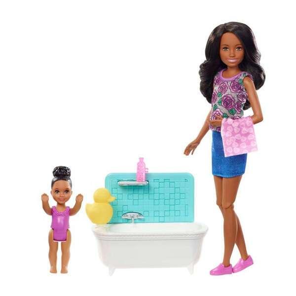 """Игровой набор Барби """"Няня"""" FXH06"""