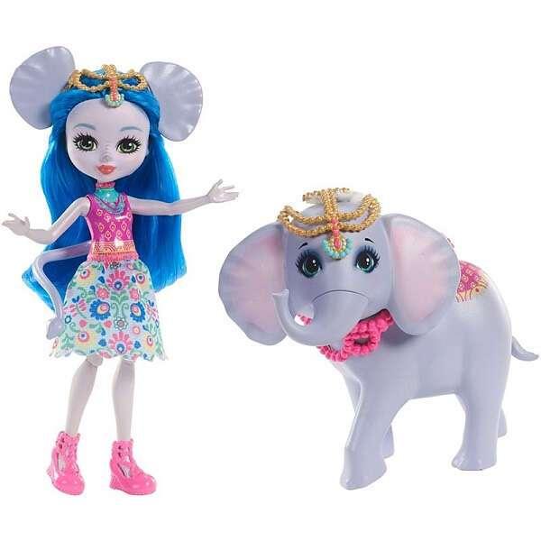 Кукла с большой зверушкой Enchantimals Mattel FKY73