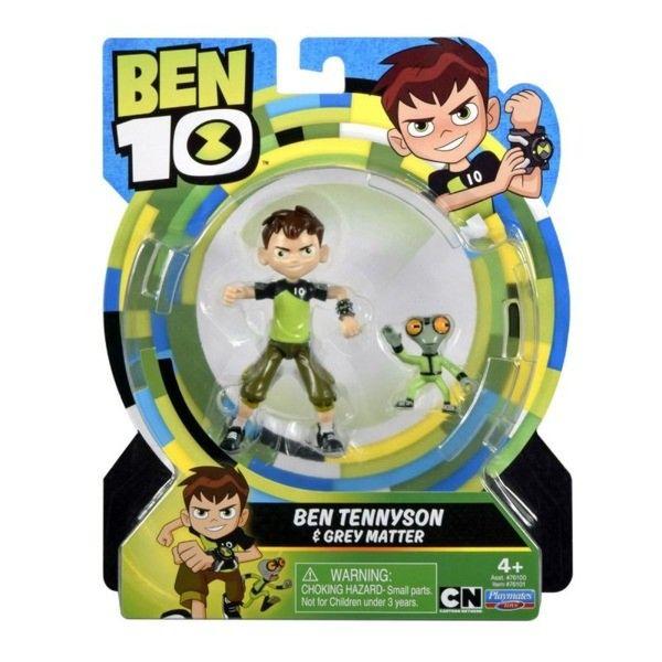 Игровой набор Ben 10 Фигурка Бен Теннисон Гуманоид