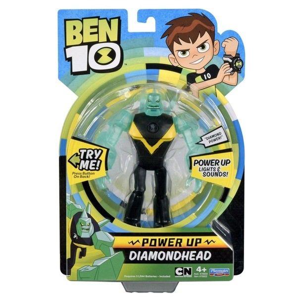 Игровой набор Ben 10 Фигурка Алмаз (свет, звук)