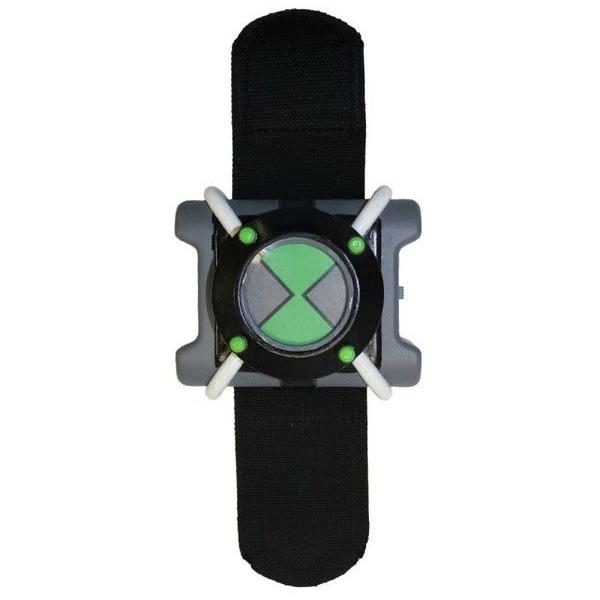 Игровой набор Ben 10 Часы-дискомет Омнитрикс