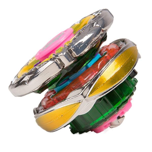 Игровой набор Infinity Nado Волчок Крэк, Glittering Butterfly