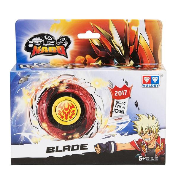 Игровой набор Infinity Nado Волчок Металл, Blade