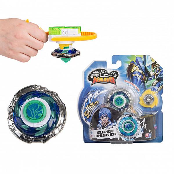 Игровой набор Infinity Nado Волчок Стандарт Super Whisker