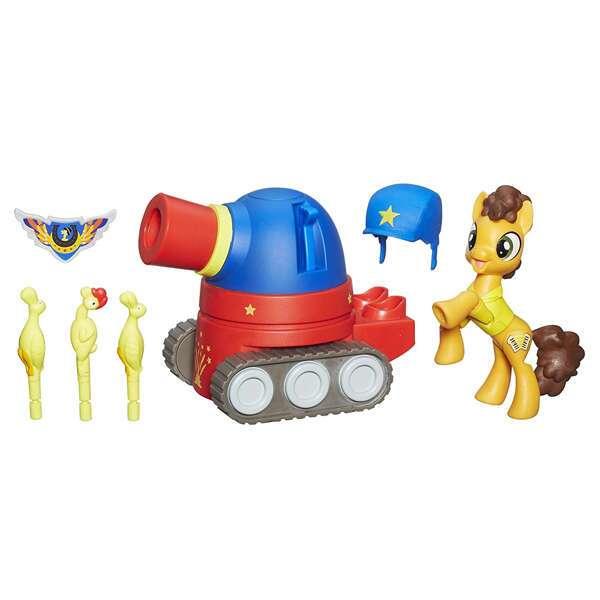 Игровой набор Hasbro Чиз-Сэндвич на праздничном танке My Little Pony B6010