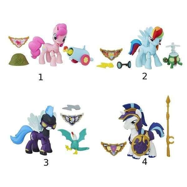 Фигурки Hasbro Хранители гармонии с артикуляцией My Little Pony B6008