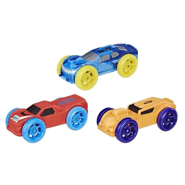 Игровой набор Mattel Машинки Nerf Nitro C0774EU4-C0776