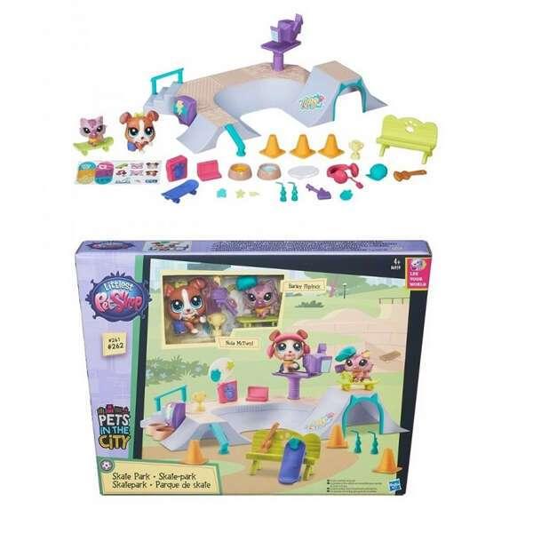 Городские сценки Hasbro Littlest Pet Shop B5565EU40