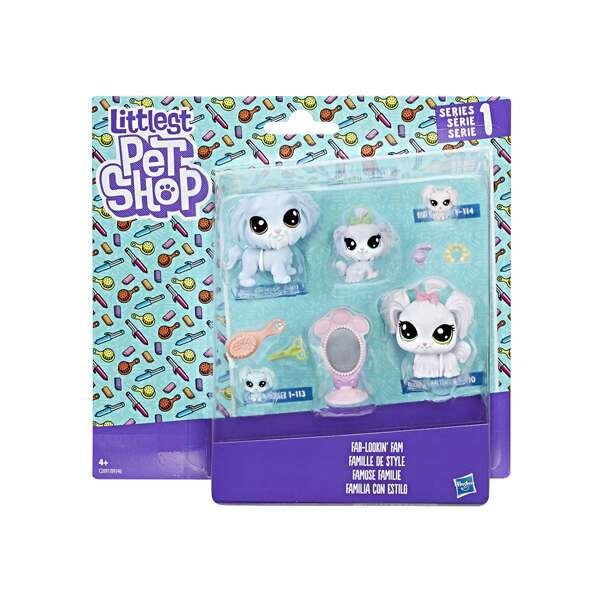 Семья петов набор Hasbro Littlest Pet Shop C2097