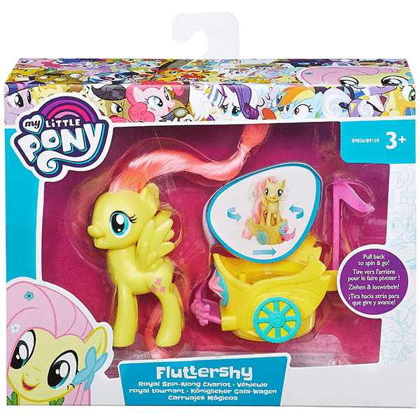 My Little Pony Пони в карете Hasbro B9836