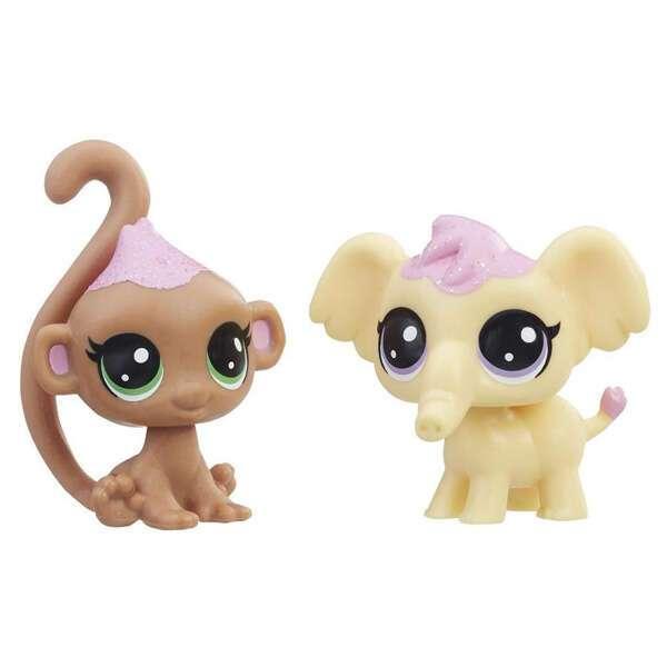 Набор игрушек 2 Зефирных пета Hasbro E1071
