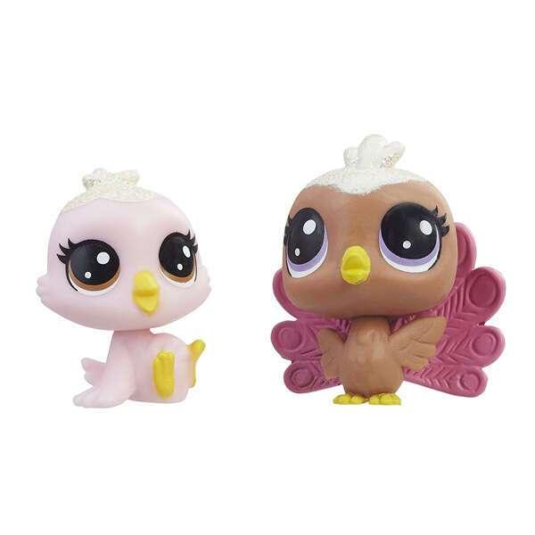 Набор игрушек 2 Зефирных пета Hasbro E1074