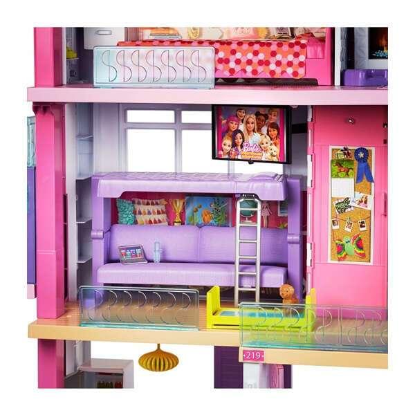 Купить Набор Барби Дом мечты с горкой FHY73 в Кокшетау ...
