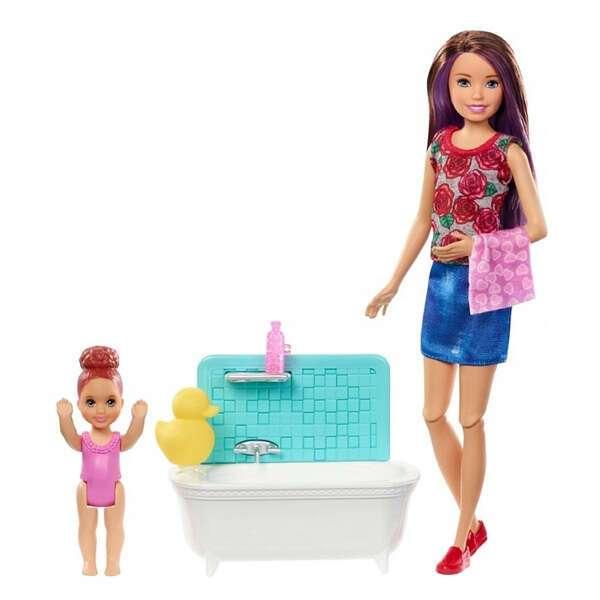 """Игровой набор Барби """"Няня"""" FXH05"""
