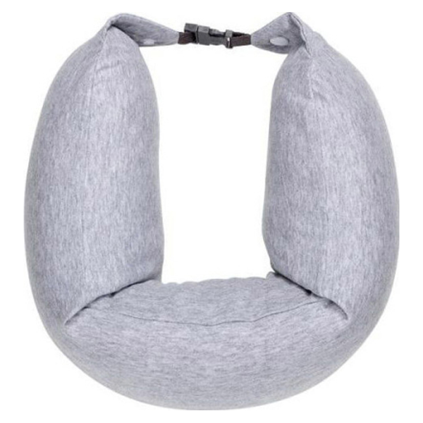 Подушка для путешествий Xiaomi 8H Travel U-Shaped Pillow (Grey)