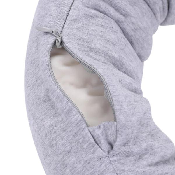 Подушка для путешествий Xiaomi 8H Travel U-Shaped Pillow (Grey)
