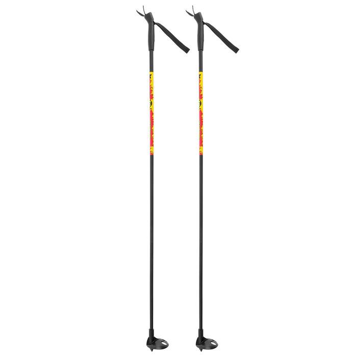 Палки лыжные стеклопластиковые, детские, 95 см