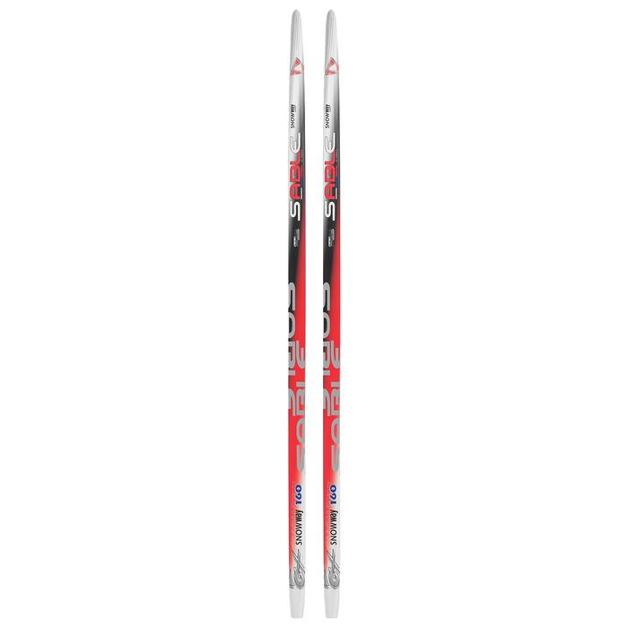 Лыжи пластиковые БРЕНД ЦСТ, 160 см, цвет МИКС