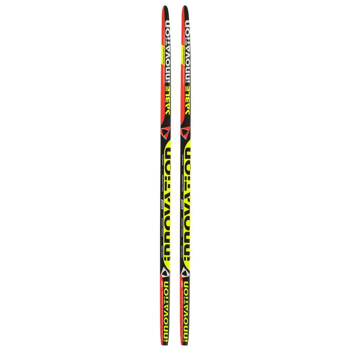 Лыжи пластиковые БРЕНД ЦСТ step, 150 см