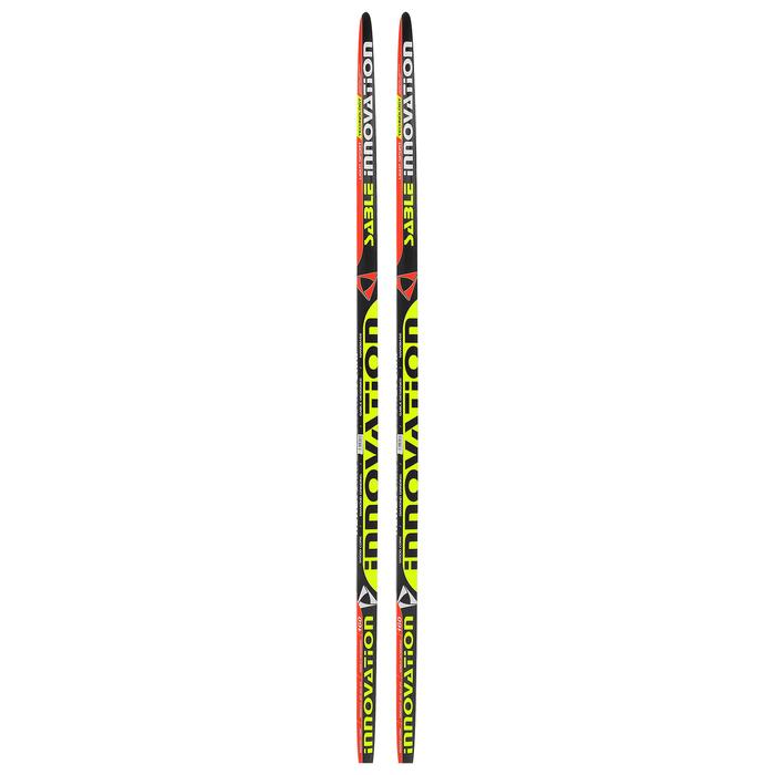 Лыжи пластиковые БРЕНД ЦСТ step, 160 см