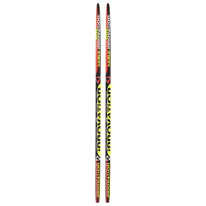 Лыжи пластиковые БРЕНД ЦСТ, 180 см