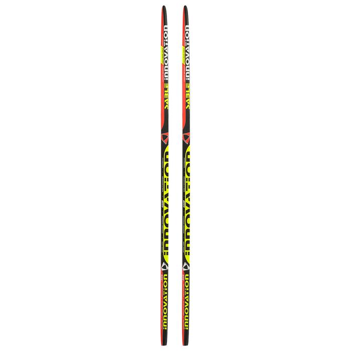 Лыжи пластиковые БРЕНД ЦСТ, 205 см