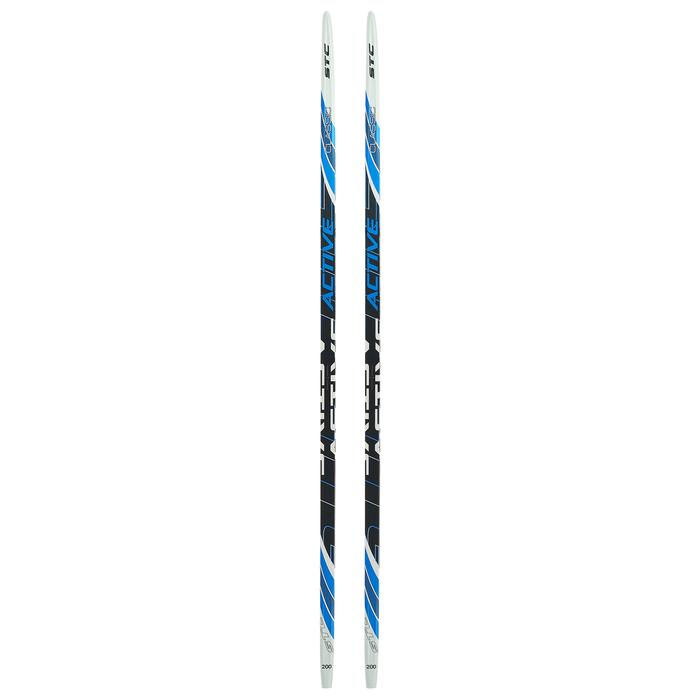 Лыжи пластиковые БРЕНД ЦСТ step, 200 см