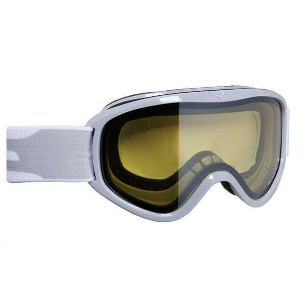 Маска Cebe Striker M Soft Grey yellow flash mirror (1761238)