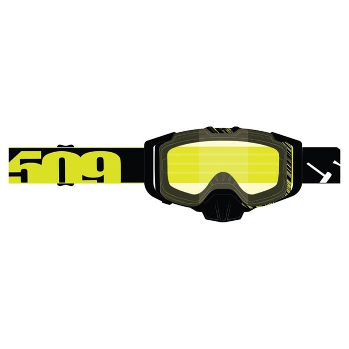 Очки 509 Sinister X6 Ignite с подогревом, взрослые, жёлтый