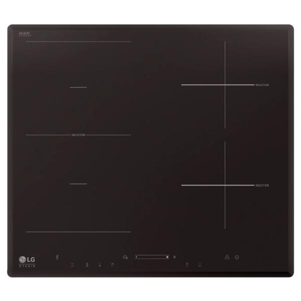 Встраиваемая варочная поверхность LG HU642VH