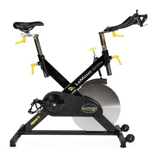Велотренажер для аэробики LeMond Revmaster Sport
