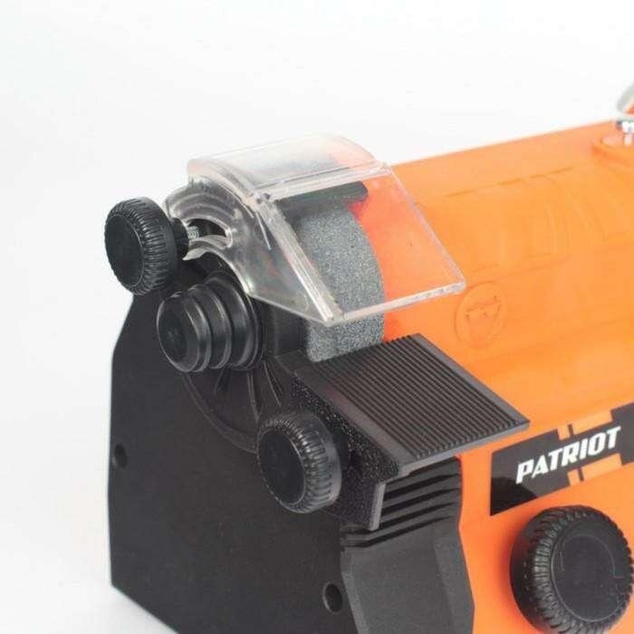 Станок точильный PATRIOT BG110, 100 Вт, 3000-9000 об/мин, диски 50х13х12.7 мм, гравер