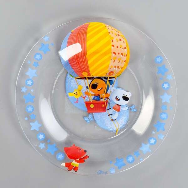 Набор посуды Ми-ми-мишки Путешествие на шаре (3296936)