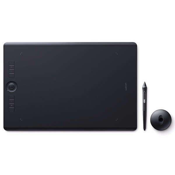 Графический планшет Wacom  Intuos Pro Large R/N (PTH-860) Чёрный