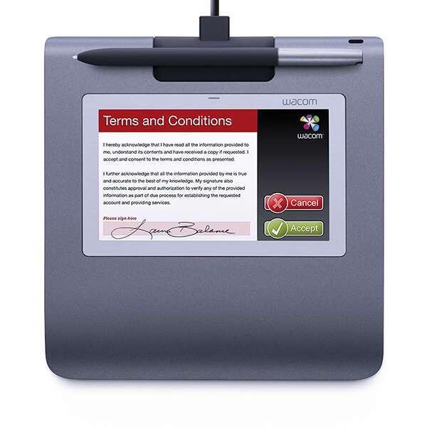 Планшет для цифровой подписи Wacom STU-530