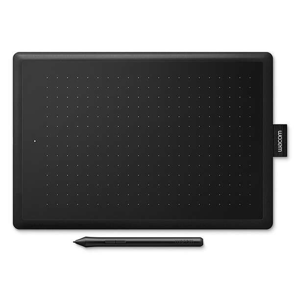 Графический планшет Wacom  One Medium (CTL-672) Чёрный
