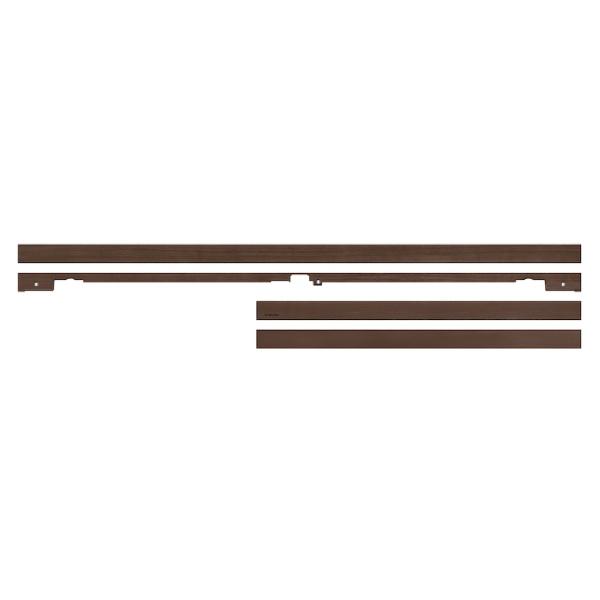Рамка для ТВ Samsung VG-SCFT43BW/RU (коричневый)