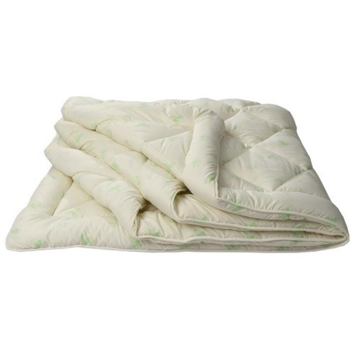 """Одеяло лёгкое """"Луговые травы"""", размер 140х205 см, синтетическое волокно"""