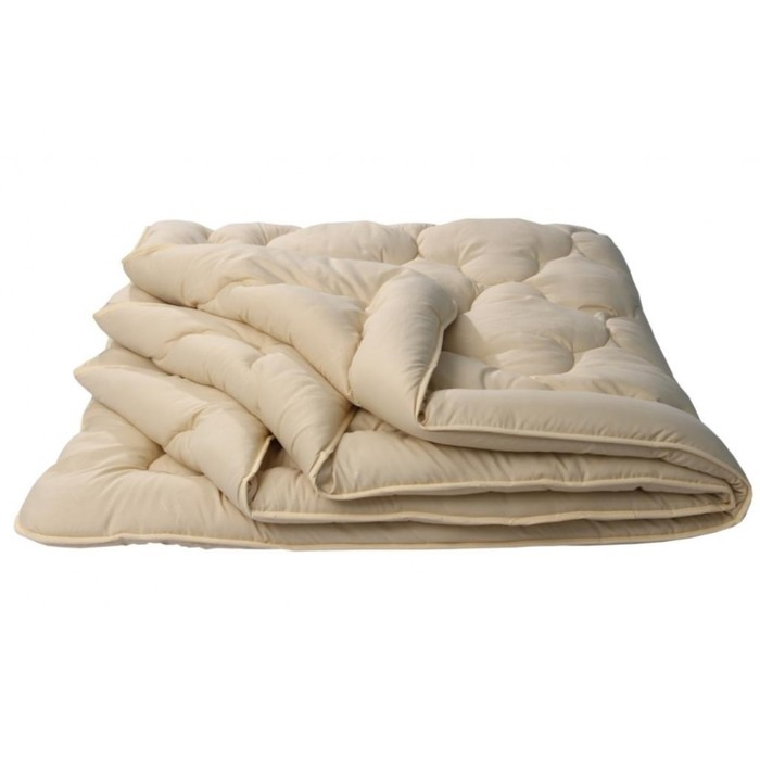 """Одеяло лёгкое """"Караван"""", размер 140х205 см, силиконизированное волокно"""