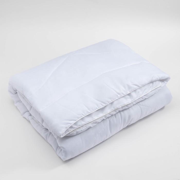 Одеяло Этель Лебяжий пух 172х205 ткань чехла 100% пэ, пакет (одноиг. стежка)